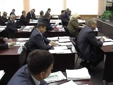 Заседание Думы 14.03.12