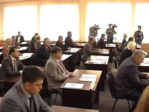 Заседание Думы 6 апреля 2012 года