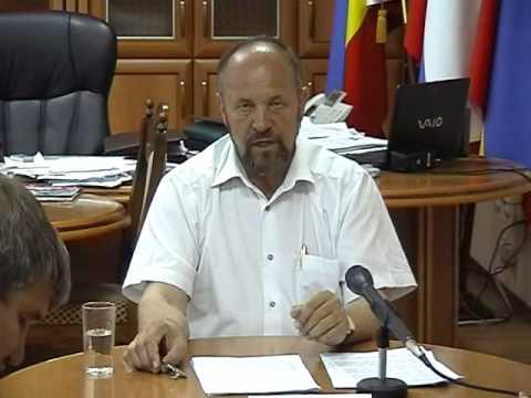 Пресс-конференция Мэра Новочеркасска Анатолия Кондратенко