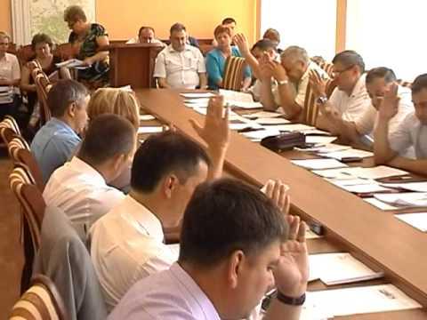 Комиссия думы по бюджету 3.07.12