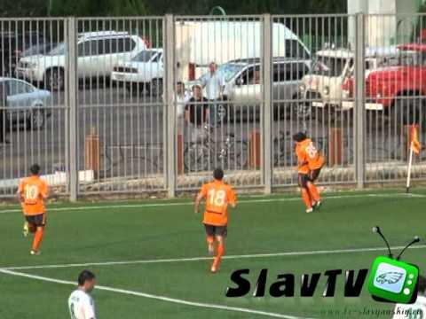 «Славянский» — «МИТОС»(Новочеркасск) 2-3(0-1)