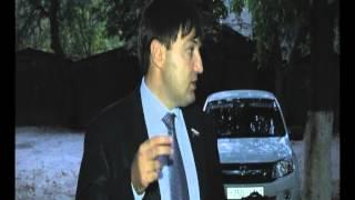 Вадим Марыгин встретился с жителями улицы Народная