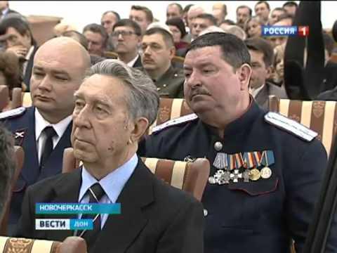 Мэром Новочеркасска избран Владимир Киргинцев