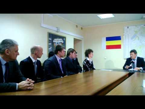 Владимир Киргинцев поздравил команду паралимпийцев.