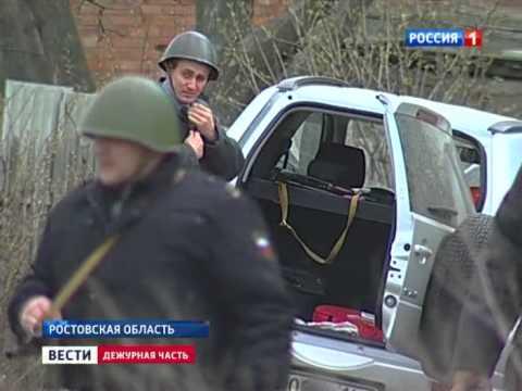 Новочеркасск: введен план «Вулкан» для поимки преступников, расстрелявших охранников