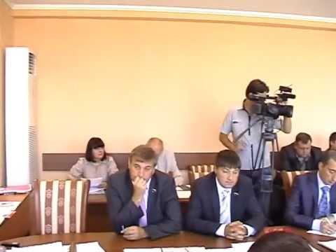 Заседание Думы города Новочеркасска 21.09.12