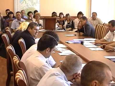 Заседание комиссии по ЖКХ 18.09.12