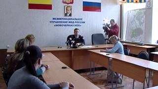 В Новочеркасске задержали убийц полицейских